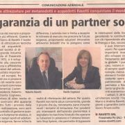 THEY ARE TALKING ABOUT US ON SOLE 24 ORE